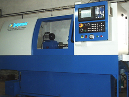 CNC ID Grinding Machine
