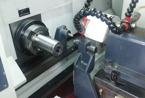 Dome Grinding Machine