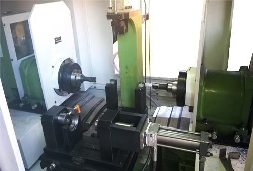Double End Boring Machines